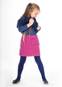 collant bimba fantasia